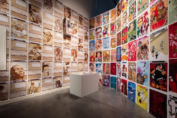 Exposition 9ème Concept Flow Lille