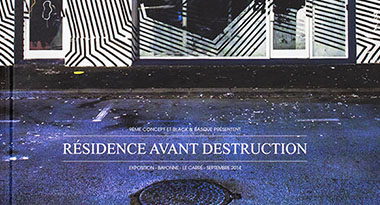 résidence avant destruction